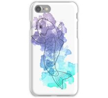 Koi Water Colours: Serene iPhone Case/Skin