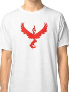 Team Valor - Pokemon Go Classic T-Shirt