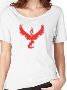 Team Valor - Pokemon Go Women's Relaxed Fit T-Shirt