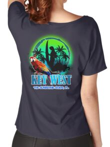 Key West  FL. Women's Relaxed Fit T-Shirt