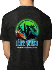 Key West  FL. Tri-blend T-Shirt