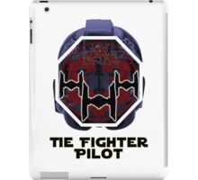 Tie Fighter Pilot iPad Case/Skin