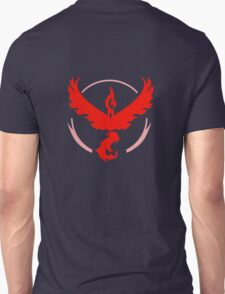 Pokemon GO - Team Valor MERCH Unisex T-Shirt