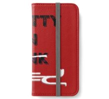 Pretty in RED iPhone Wallet/Case/Skin