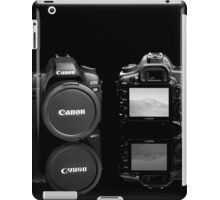 Canon EOS 5D Mark III iPad Case/Skin