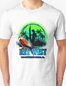 The Sunset Paradise - Key west T-Shirt