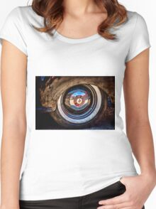 Hudson Hubcap 112 Women's Fitted Scoop T-Shirt