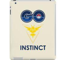 Pokemon Go - Go Instinct! iPad Case/Skin