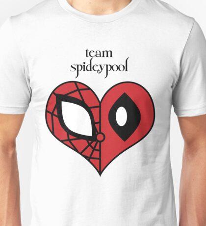 Team Spideypool Unisex T-Shirt