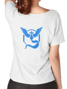 Pokemon GO - Team Mystic MERCH Women's Relaxed Fit T-Shirt