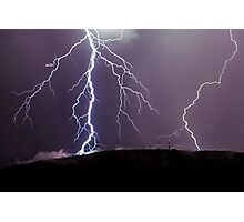 Mother Natures Fury Photographic Print