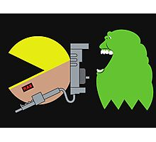Pac Ghost   Ghostbusters Photographic Print