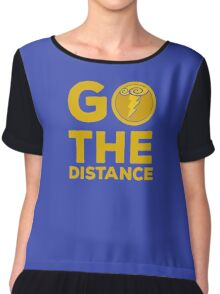 I Can Beat the Odds Chiffon Top