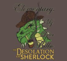 The Desolation of Sherlock by NerdUniversitee