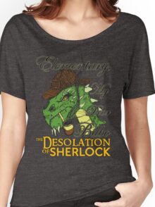 The Desolation of Sherlock Women's Relaxed Fit T-Shirt