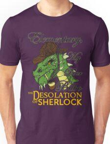 The Desolation of Sherlock Unisex T-Shirt