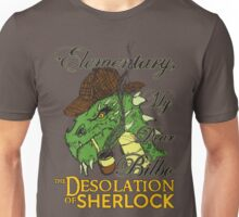 The Desolation of Sherlock Unisex T-Shirt