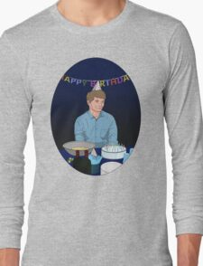 Ross' Birthday Long Sleeve T-Shirt
