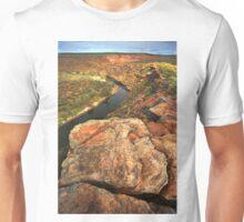 Murchison River, Western Australia Unisex T-Shirt