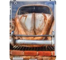 Herbie On Show iPad Case/Skin