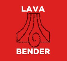 Lava Bender and Proud Tank Top