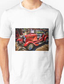 Hot Rod Fire Truck Unisex T-Shirt