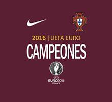 PORTUGAL Football Team - campeones -CHAMPION - UEFA EURO 2016 Unisex T-Shirt