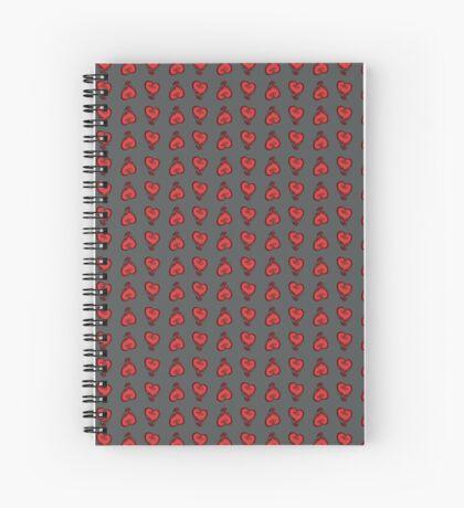 Dark Romance Spiral Notebook