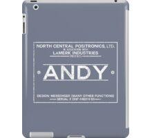 Andy iPad Case/Skin