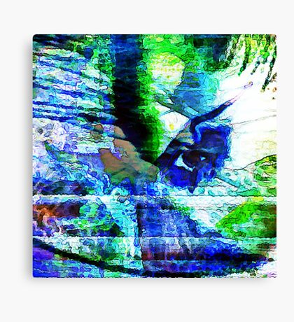 I FOREST 2 Canvas Print