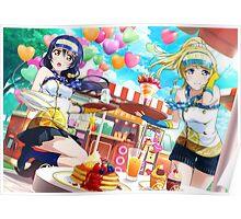 Love Live! School Idol Project - μ's Sweet Shop Poster