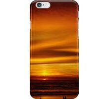 Cape Lookout at Sunset #3 iPhone Case/Skin