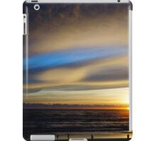 Cape Lookout at Sunset #4 iPad Case/Skin