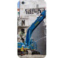 DEMOLITION - Trust iPhone Case/Skin