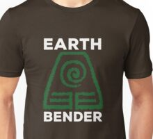 Earth Bender and Proud Unisex T-Shirt