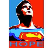 Super Hope Photographic Print