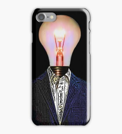 Light Headed One iPhone Case/Skin