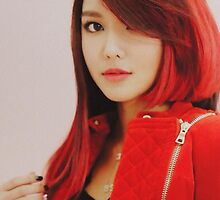 SOOYOUNG /GIRLS GENERATION by Jaimeosnayaa