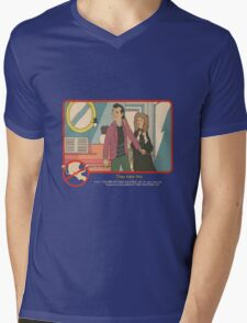 """Venkman - """"They hate this."""" Mens V-Neck T-Shirt"""