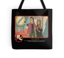 "Venkman - ""They hate this."" Tote Bag"