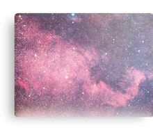 Space in Space Canvas Print
