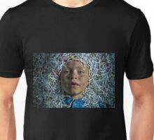 A Boy and His Shreds Unisex T-Shirt