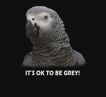 IT'S OK TO BE GREY Unisex T-Shirt