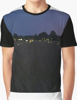 Lanterns in the Sky Graphic T-Shirt