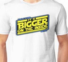 Doctor Who: The TARDIS Strikes Back Unisex T-Shirt