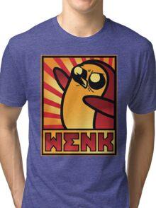 WENK Tri-blend T-Shirt