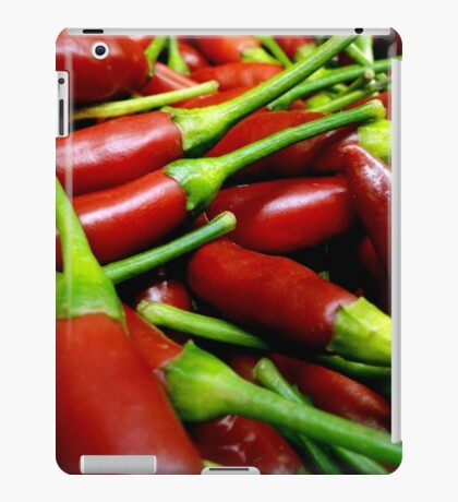 Not So Chilli In Here iPad Case/Skin