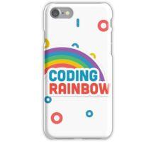 Coding Rainbow  iPhone Case/Skin