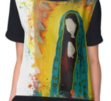 Our Lady of Guadalupe Chiffon Top
