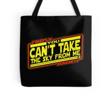 Serenity Strikes Back Tote Bag